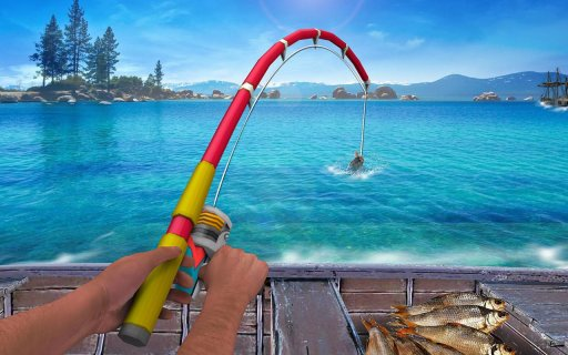 Reel Fishing Simulator 2018 - Ace Fishing screenshot 7