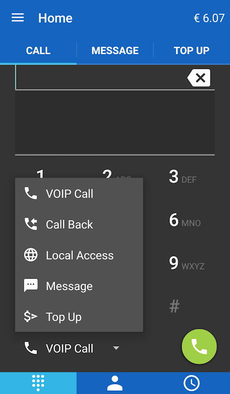 voipcheap pour android