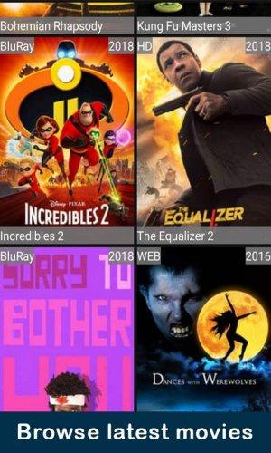 Watch Free Movies Openload - Opentube screenshot 1