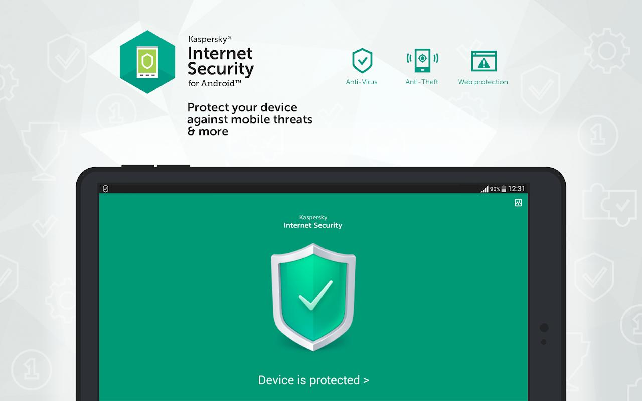 Kaspersky Antivirus: Security, Virus Cleaner screenshot 1
