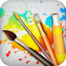 Drawing Desk: Draw,Paint,Color,Doodle & Sketch Pad Icon
