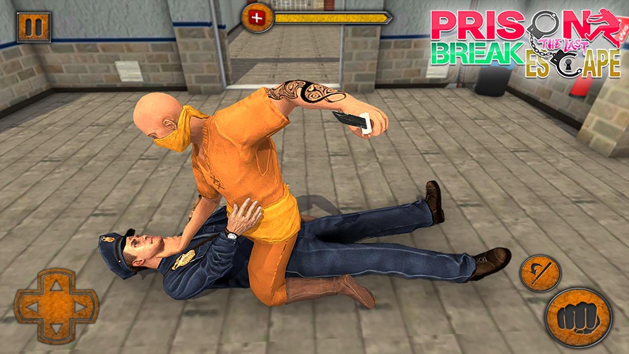 Prison Jail Escape - Survival Action Task screenshot 2