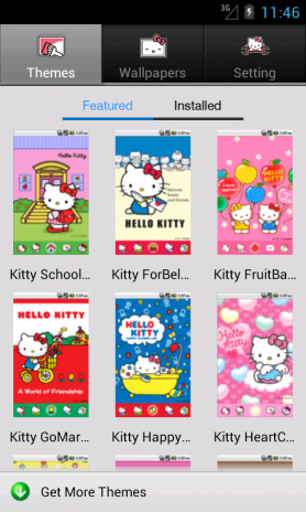 Hello Kitty Launcher 4 3 Download Apk For Android Aptoide
