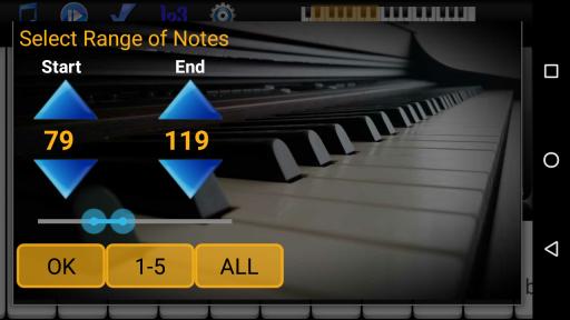 Piano Melody Free screenshot 5