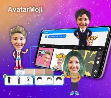 TouchPal Emoji Keyboard screenshot 7
