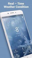 weather clock widget free screenshot 3