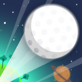 Golf Orbit Icon
