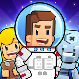 Rocket Star - Magnate Espacial Icon