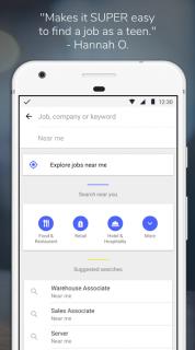 Snag - Jobs Hiring Now screenshot 5