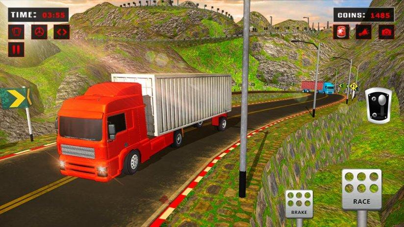 euro truck simulator 2016 apkpure