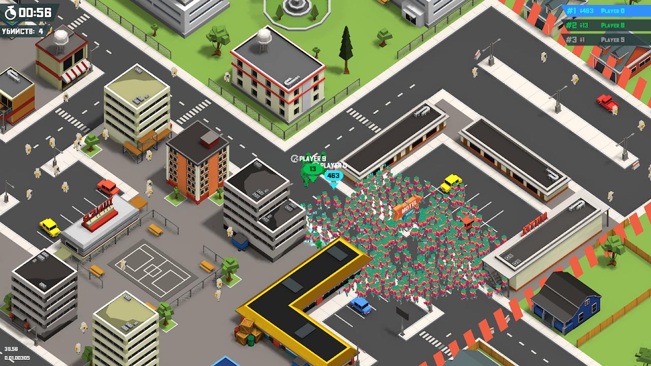 City Gangs: San Andreas screenshot 8