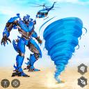 Tornado Robot Transform: Future Robot Wars