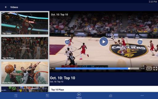 NBA screenshot 14