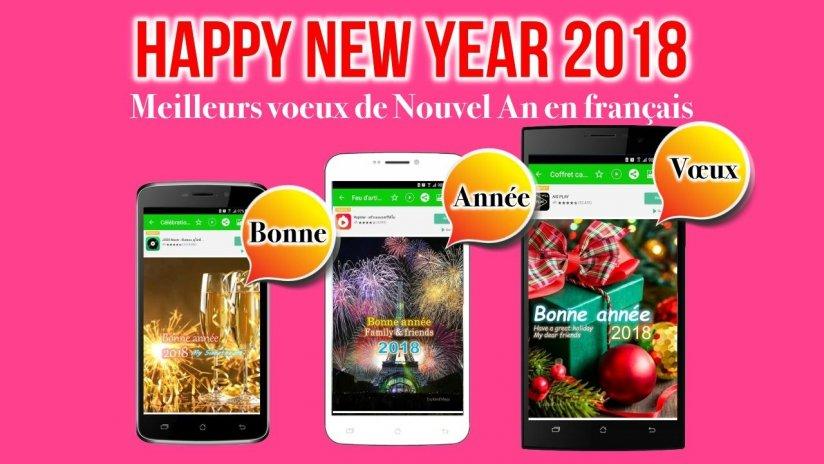 Frohes Neues Jahr Wünsche & Nachrichten 2018 7.10.10.7 Laden Sie APK ...