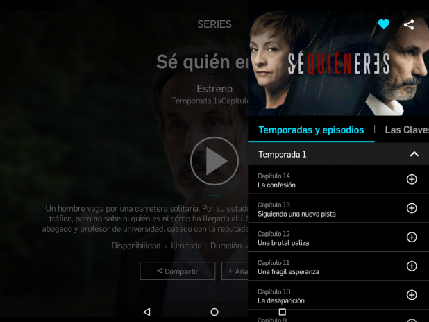 Mitele - TV a la carta 3.4.5 Descargar APK para Android - Aptoide