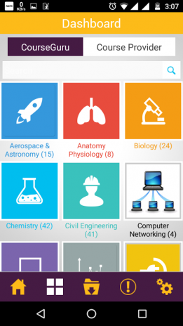 CourseGuru Free Online Courses 1.1.7 Download APK for Android - Aptoide