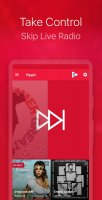Heart Radio App Screen