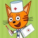 Kid-E-Cats: Kitten Doctor! Kids Doctor Clinic!