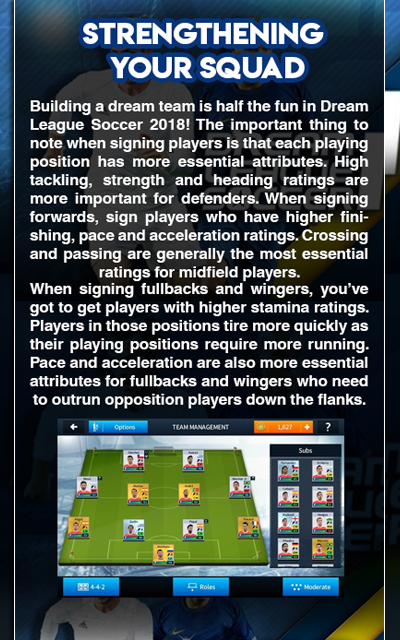 Guide Dream League Soccer 2019/2018 screenshot 2