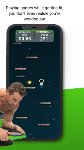 Stealth Fitness screenshot 4