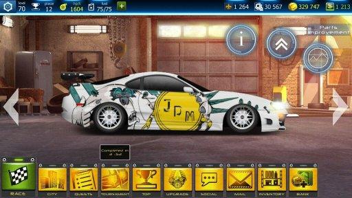 Drag Racing: Streets screenshot 1