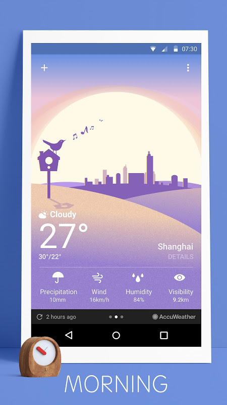 Weather - Simplicity Weather screenshot 1
