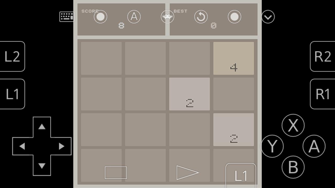 RetroArch screenshot 2