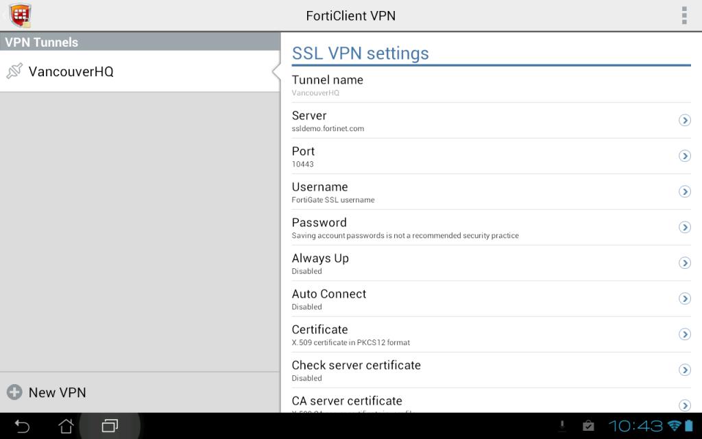 Forticlient ssl vpn download free