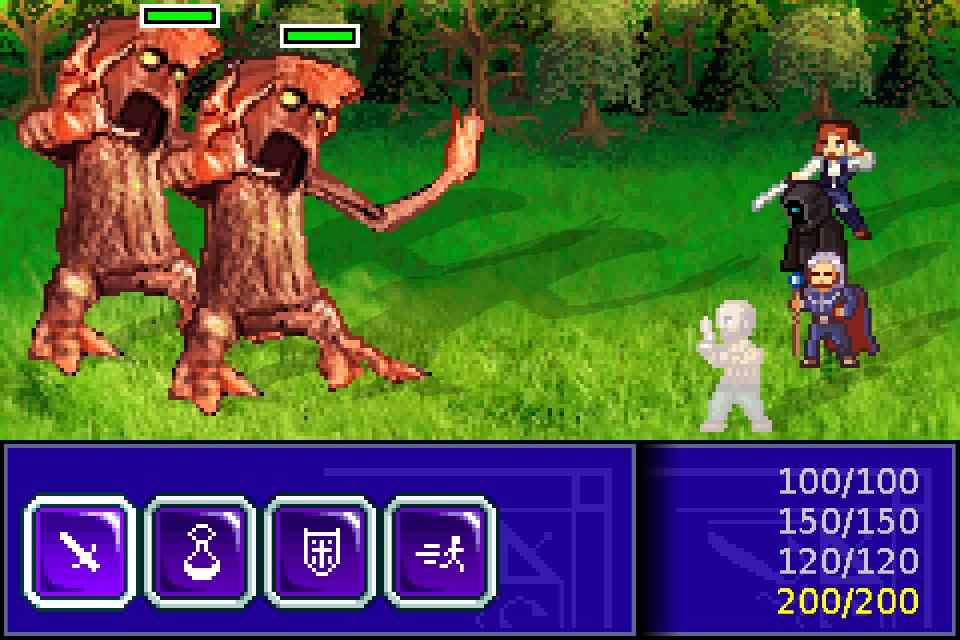 Monster RPG 2 screenshot 1