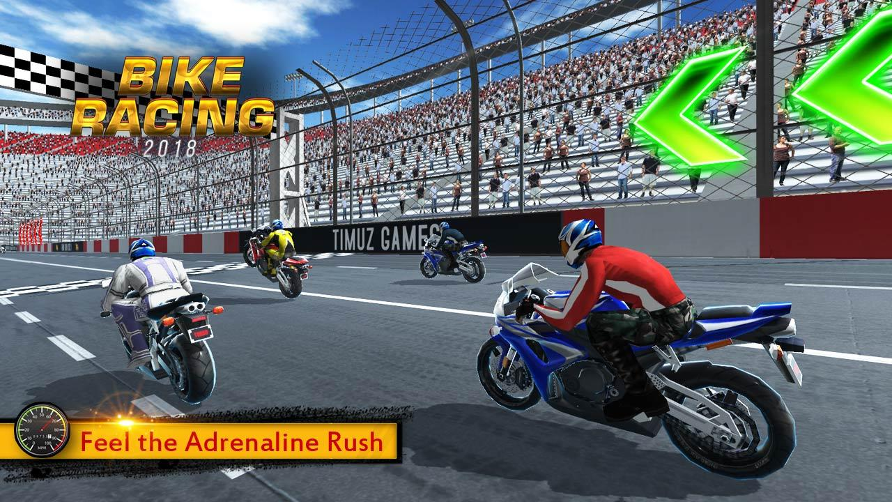 Bike Racing 2018 - Extreme Bike Race screenshot 1