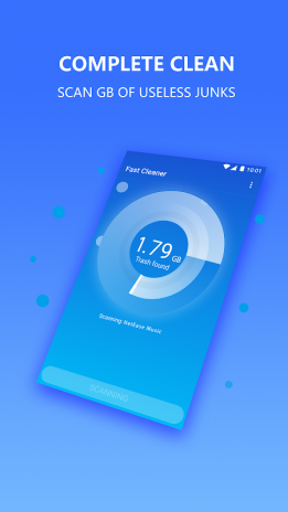 Fast Cleaner - Free Up Space, Boost RAM 1 4 3 Download APK