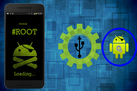 Root Android Mobile 2017 screenshot 1