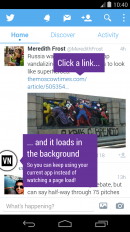 link bubble browser screenshot 6