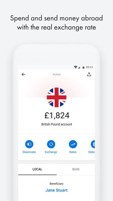 Revolut - Better than your bank screenshot 1