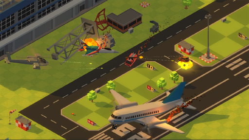 Tanks VS Cars Battle screenshot 5
