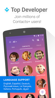 Contacts+ screenshot 8