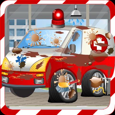Araba Yikama Oyunlari Ambulans 5 4 Android Apk Sini Indir Aptoide