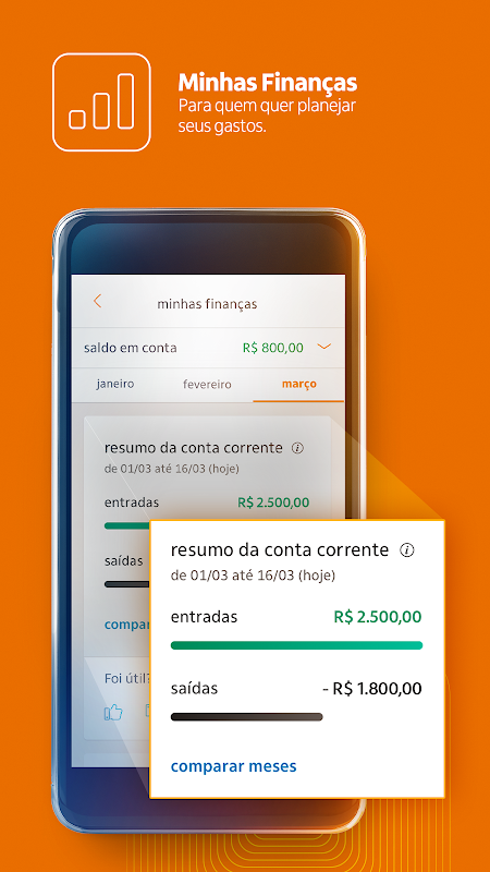 Banco Itaú screenshot 2