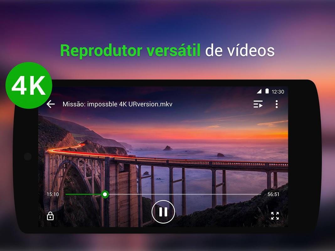 Reprodutor de Vídeo em Todos os Formatos - XPlayer screenshot 2