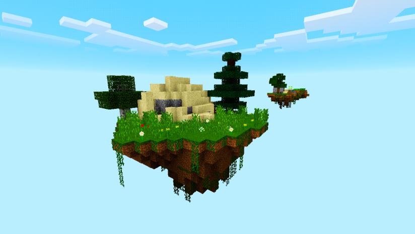 Skyblock island survival MCPE1 0 1 tải APK dành cho Android - Aptoide