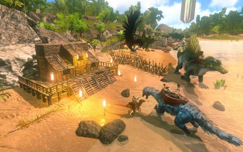 ARK: Survival Evolved screenshot 9