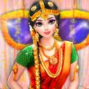 South Indian Bride Wedding Salon-Dress Up & Makeup