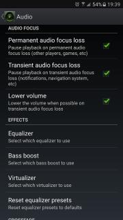 PlayerPro DSP pack screenshot 3
