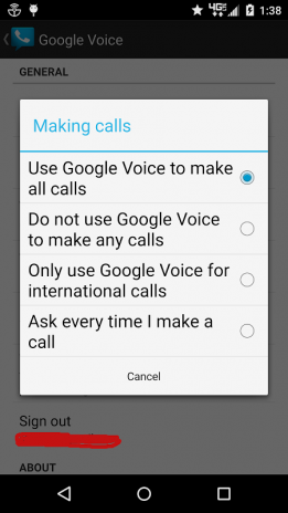 Dialer Free for Google Voice 1 1 Download APK for Android - Aptoide