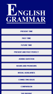 English Grammar screenshot 9
