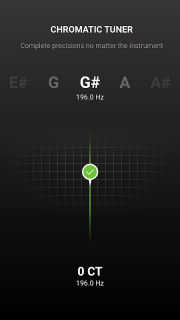 Guitar Tuner Free - GuitarTuna screenshot 4