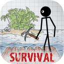 Island Raft Rescue Mission - Survival Game