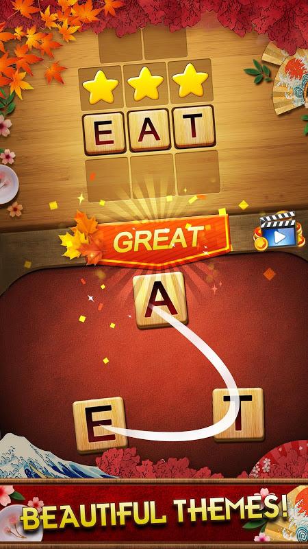 Word Zen : Connect & Build Words screenshot 1