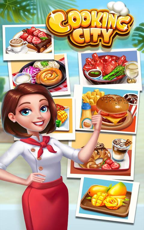 Cooking City screenshot 2