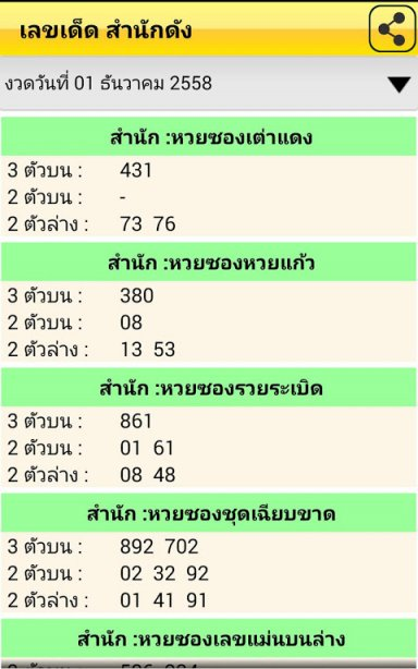 Thai lottery ok free myideasbedroom com